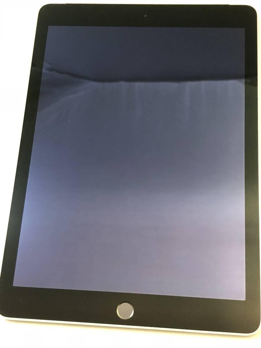 ★iOS10★極上美品■送料無料■au iPad Air2 16GB WiFi+Cellular MGGX2J/A スペースグレイ ■動作良好■クリーニング済_画像3
