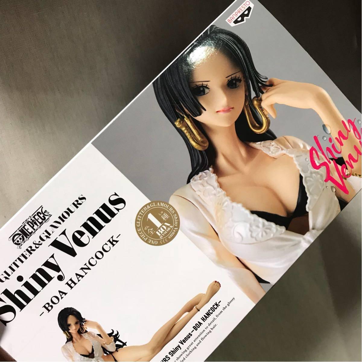 ワンピース GLITTER&GLAMOURS Shiny Venus-BOA HANCOCK- ボア・ハンコック フィギュア 新品未開封 ONE PIECE バンプレスト クレーン_画像2