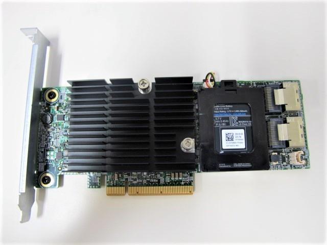 ☆ DELL 高速キャッシュRAIDカード 512MB PERC H710 6Gb/s SAS RAID Controller (PCI-Express x8 /0VM02C) ☆