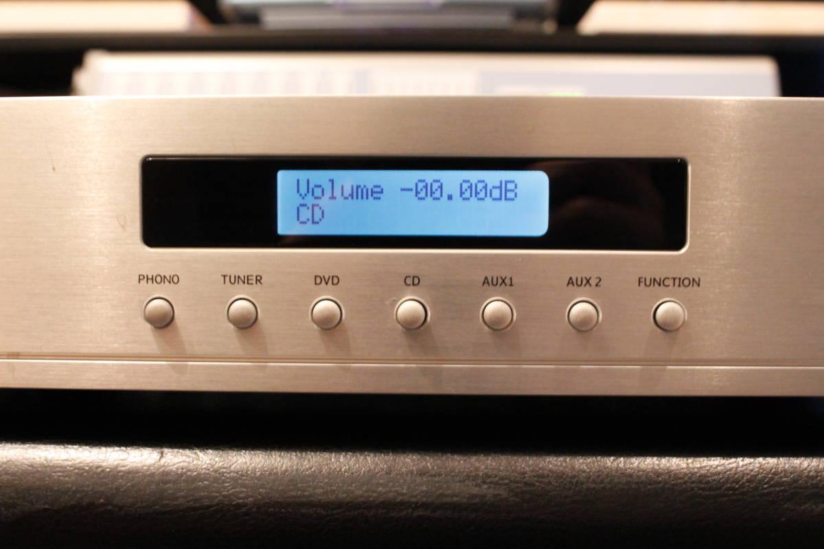 TANGENT ステレオアンプ AMP-50_画像2
