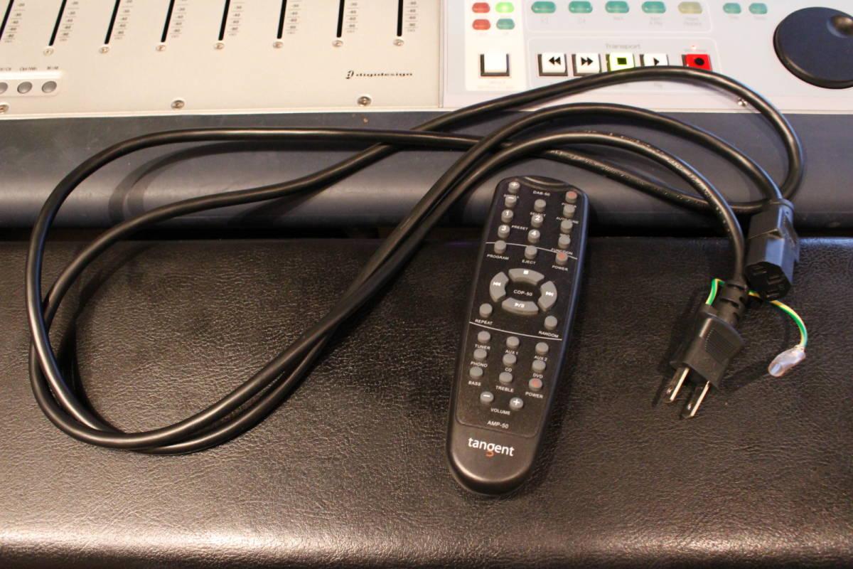 TANGENT ステレオアンプ AMP-50_画像10