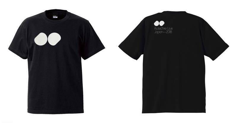 【限定品】 Autechre Live Japan 2018 オウテカ 会場限定Tシャツ Mサイズ_画像3