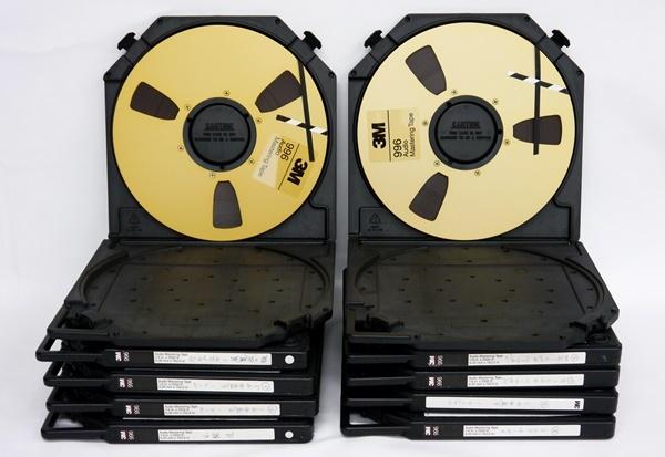 ⑪ Scotch 3Mマスタリングテープ Audio Mastering Tape 996×10本セット