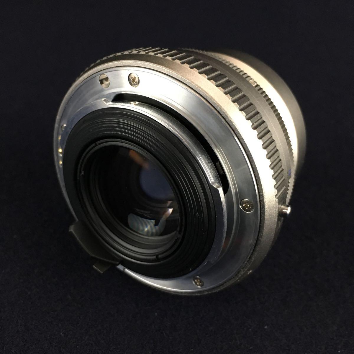 PENTAX-FA 43mm 1.9 Limited / FA 28-200mm 3.8-5.6 オートフォーカスレンズ2点_画像6