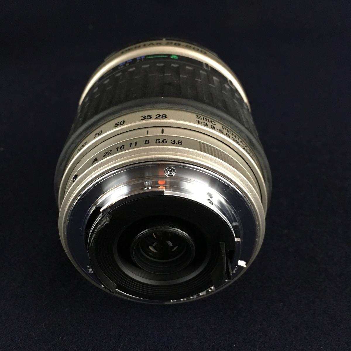 PENTAX-FA 43mm 1.9 Limited / FA 28-200mm 3.8-5.6 オートフォーカスレンズ2点_画像4