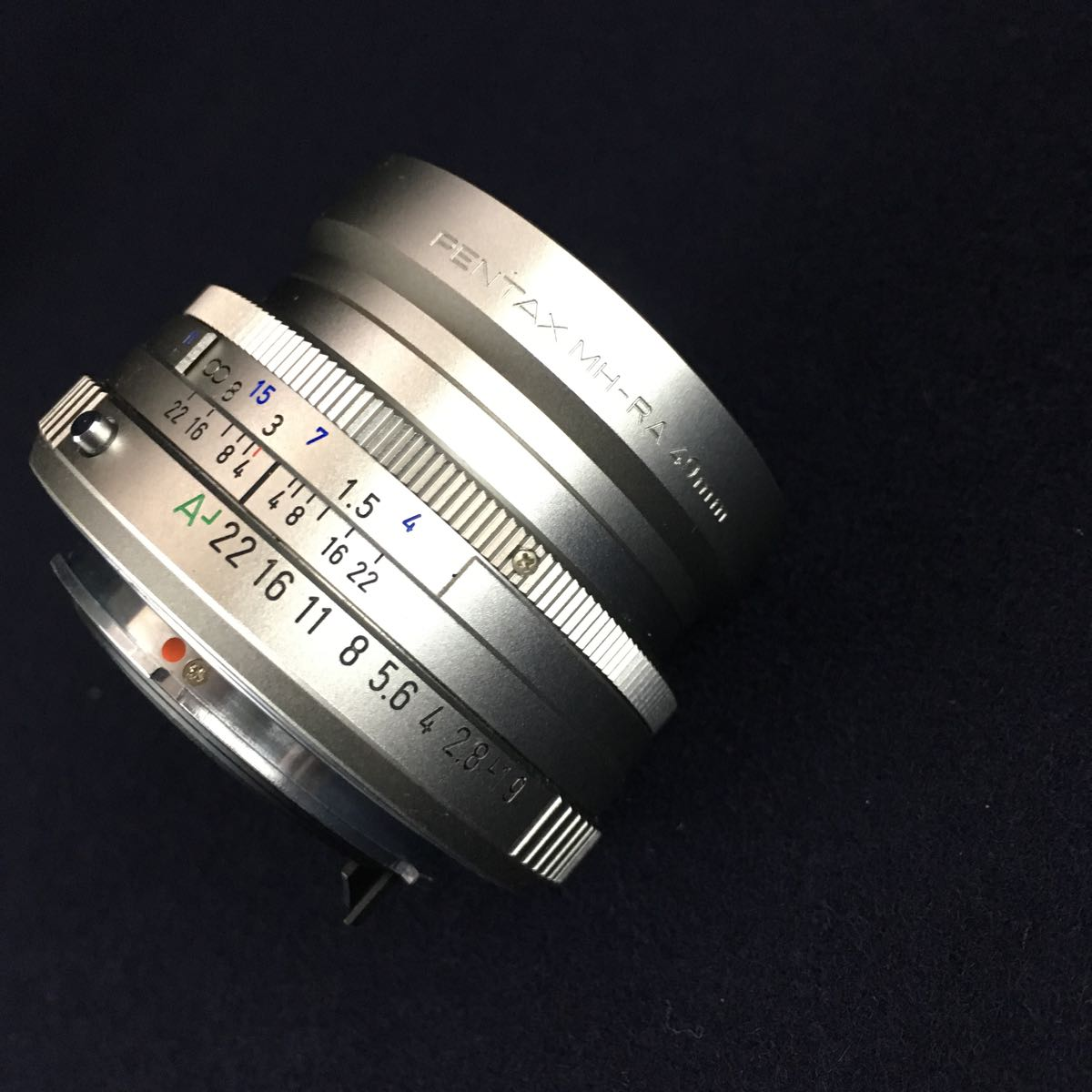 PENTAX-FA 43mm 1.9 Limited / FA 28-200mm 3.8-5.6 オートフォーカスレンズ2点_画像7