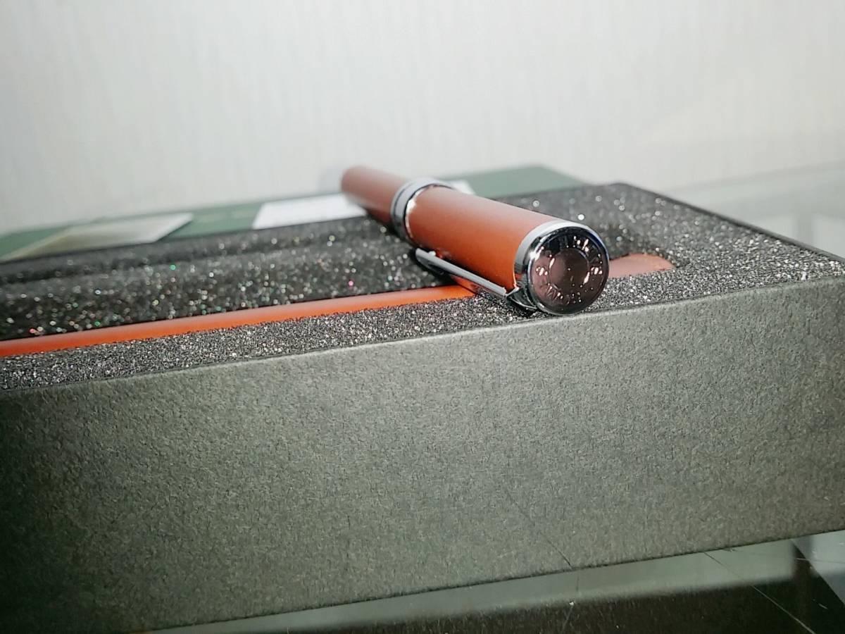 ソメスサドル SOMES SADDLE ボールペン ペンケース セット コカコーラ記念品_画像5