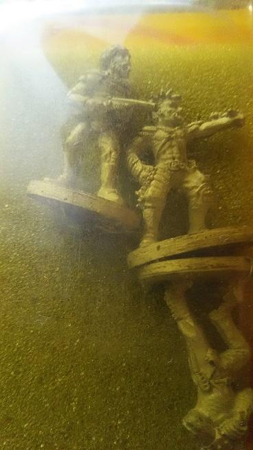 【未開封デッドストック】グラナディア ホビープロダクツ Grenadier HOBBY PRODUCTS まとめて14体 メタルフィギュア【80年代絶版品】_画像3