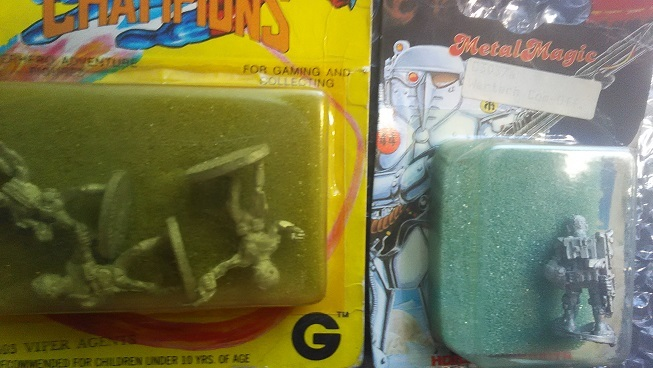 【未開封デッドストック】グラナディア ホビープロダクツ Grenadier HOBBY PRODUCTS まとめて14体 メタルフィギュア【80年代絶版品】_画像4
