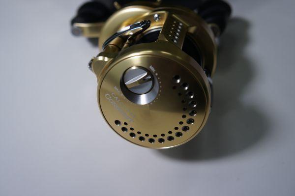 【J127 06】CALCUTTA CONQUEST 400 右ハンドル 美品_画像5