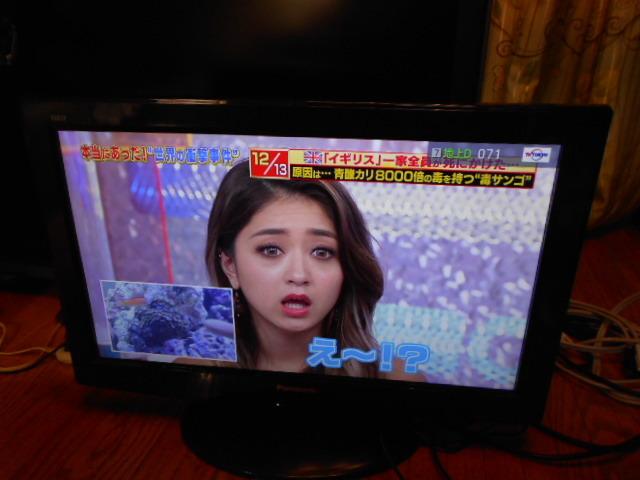 Panasonic26V型 ハイビジョン 液晶 テレビ VIERA TH-L26X2-K_画像3