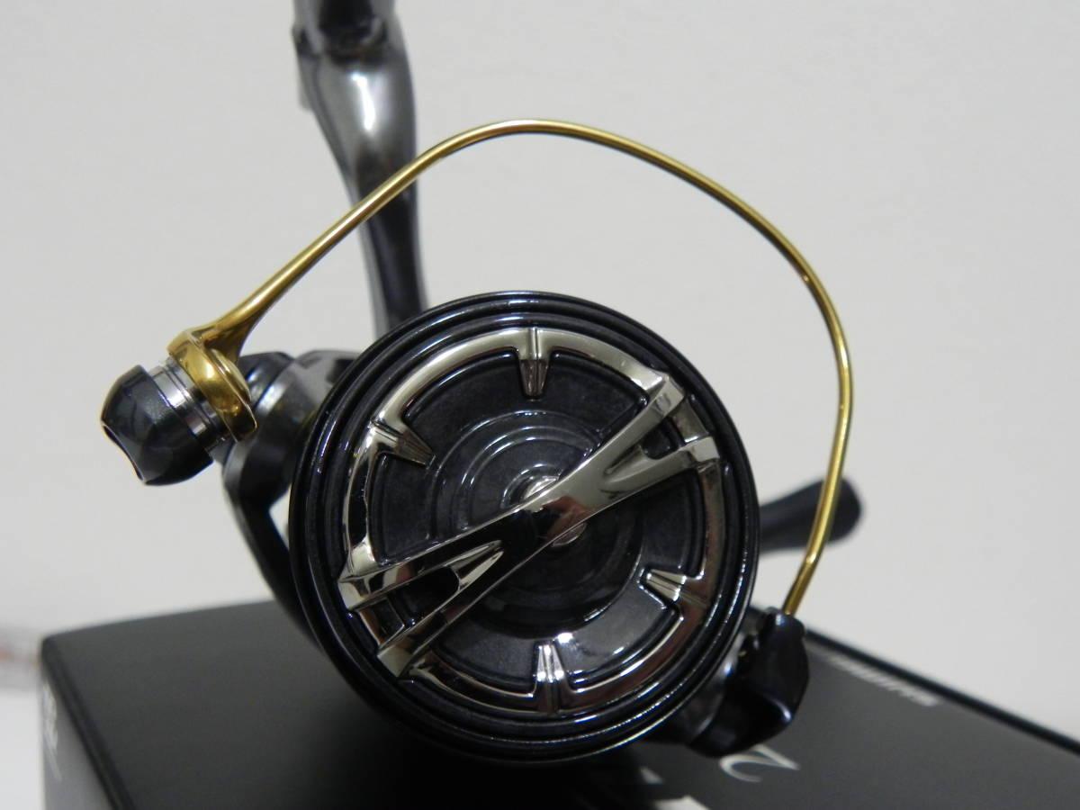 シマノ16ヴァンキッシュ2500S★ほぼ未使用★_画像5