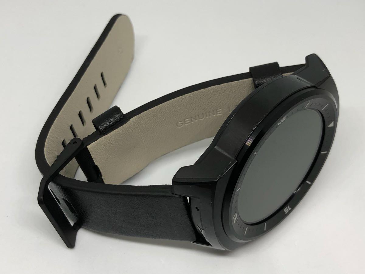 未使用品 LG G Watch R powered by Android Wear W110 ウエアラブル_画像5