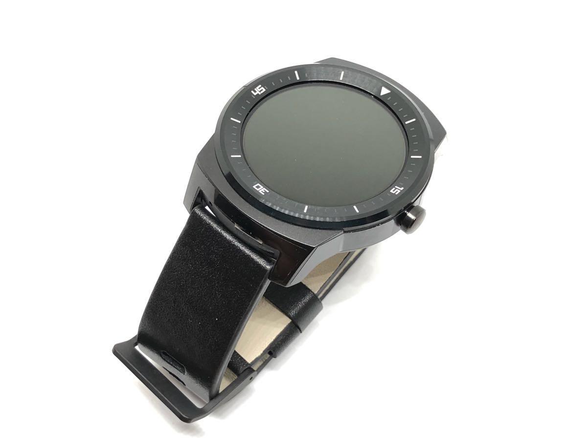 未使用品 LG G Watch R powered by Android Wear W110 ウエアラブル_画像3