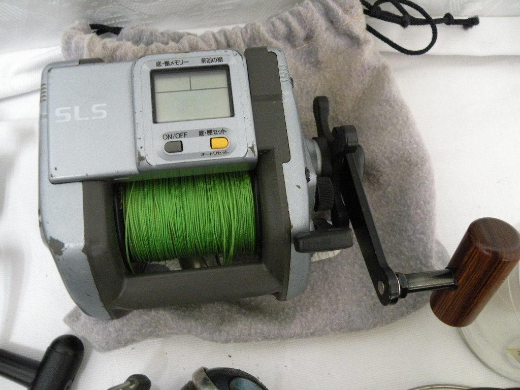 【I-408】釣り道具☆リール色々まとめて☆フィッシング 釣具☆中古品_画像3