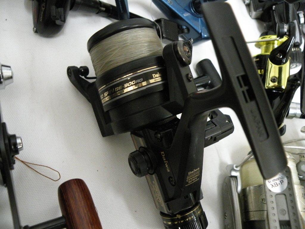 【I-408】釣り道具☆リール色々まとめて☆フィッシング 釣具☆中古品_画像5