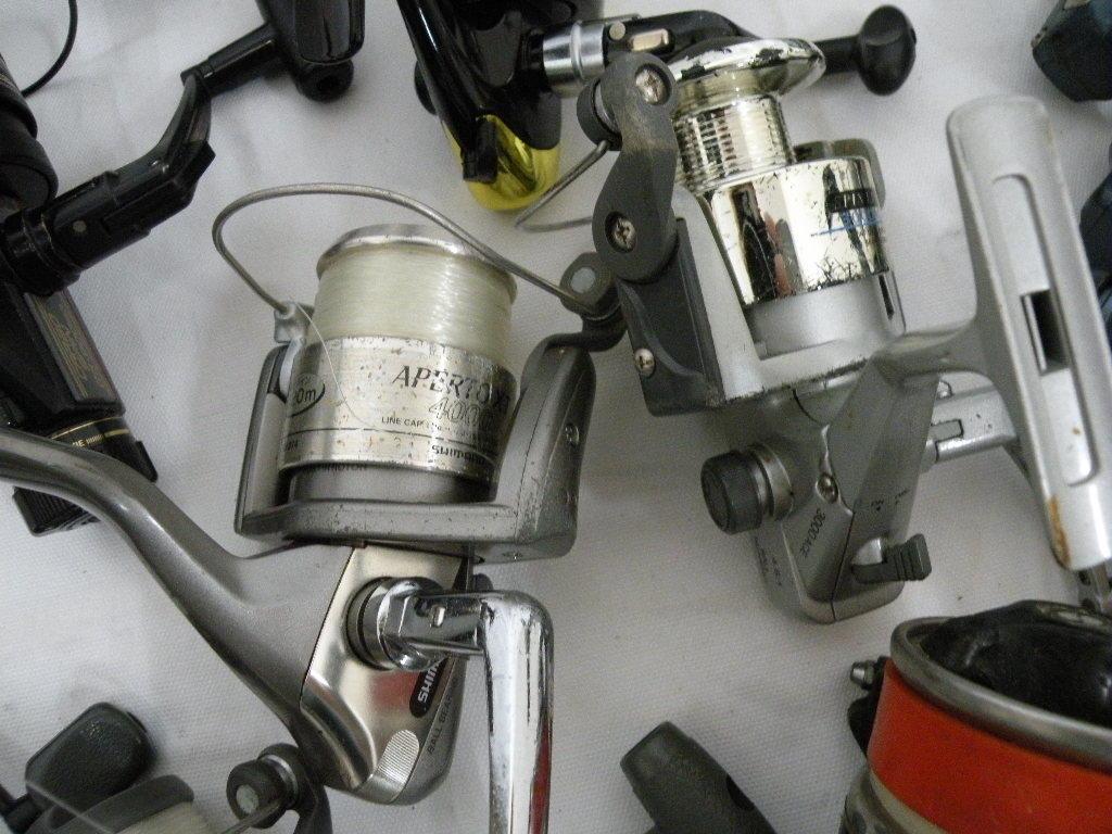 【I-408】釣り道具☆リール色々まとめて☆フィッシング 釣具☆中古品_画像7
