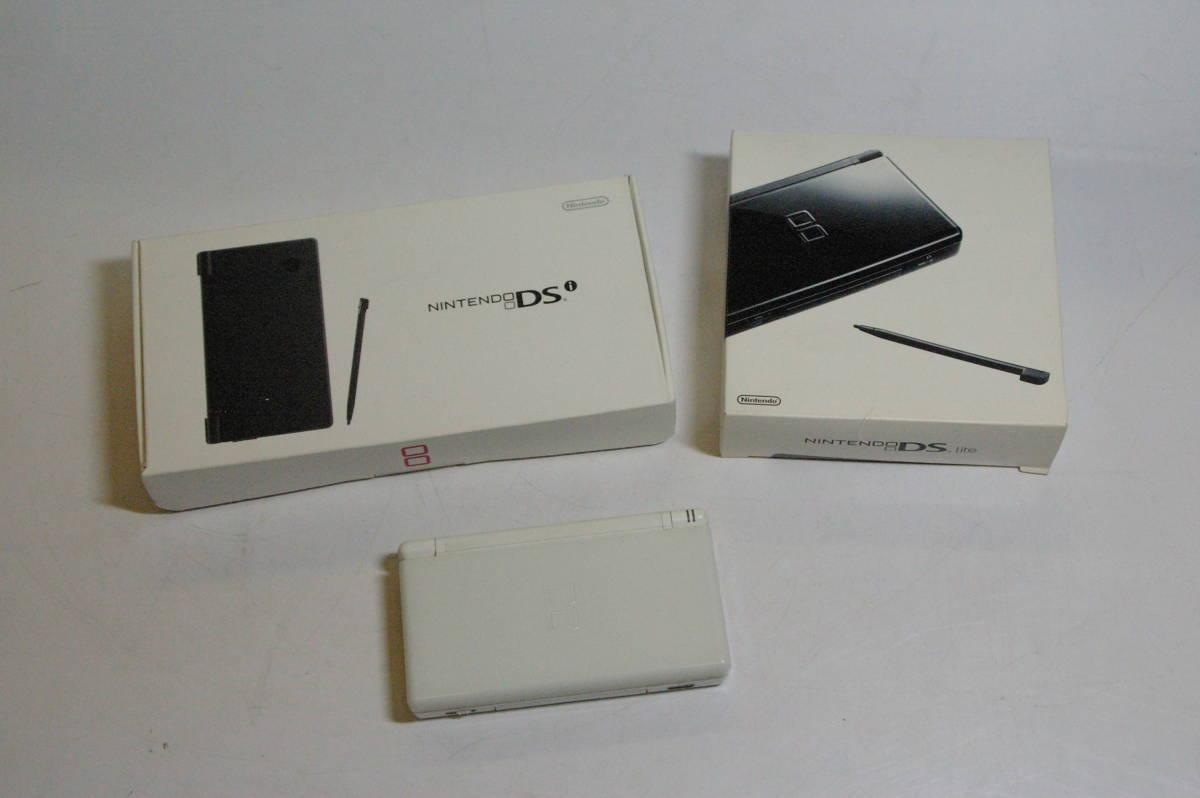 ニンテンドーDSi DS LIGHT 白と黒 ソフト約35タイトルまとめて!_画像2