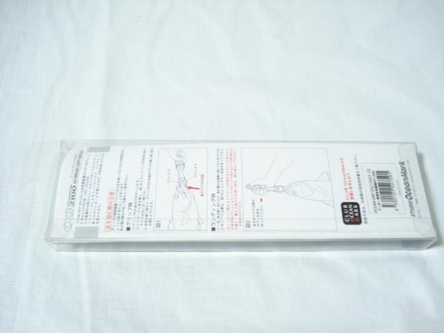 新品 スタジオ オーシャンマーク オーシャングリップ OG2100CF-CR カーボン/レッド 限定品(管理番号18-7-44)_画像5