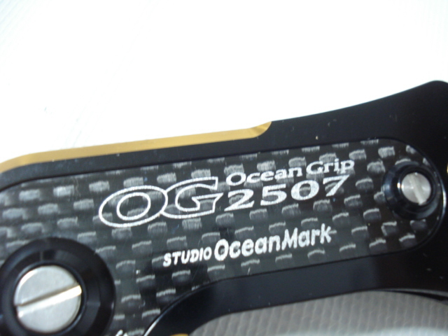 スタジオ オーシャンマーク オーシャングリップ OG2507-BG 未使用品 100本限定品 (管理番号18-7-45) _画像3
