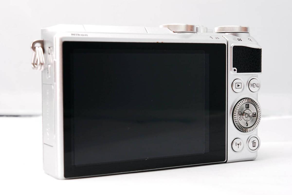 ★インスタにオススメ! ★小型・軽量 ニコン Nikon1 J5 レンズキット ★プラスアルファ(18JL08-012)_画像4