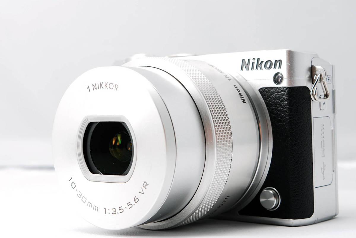 ★インスタにオススメ! ★小型・軽量 ニコン Nikon1 J5 レンズキット ★プラスアルファ(18JL08-012)_画像9