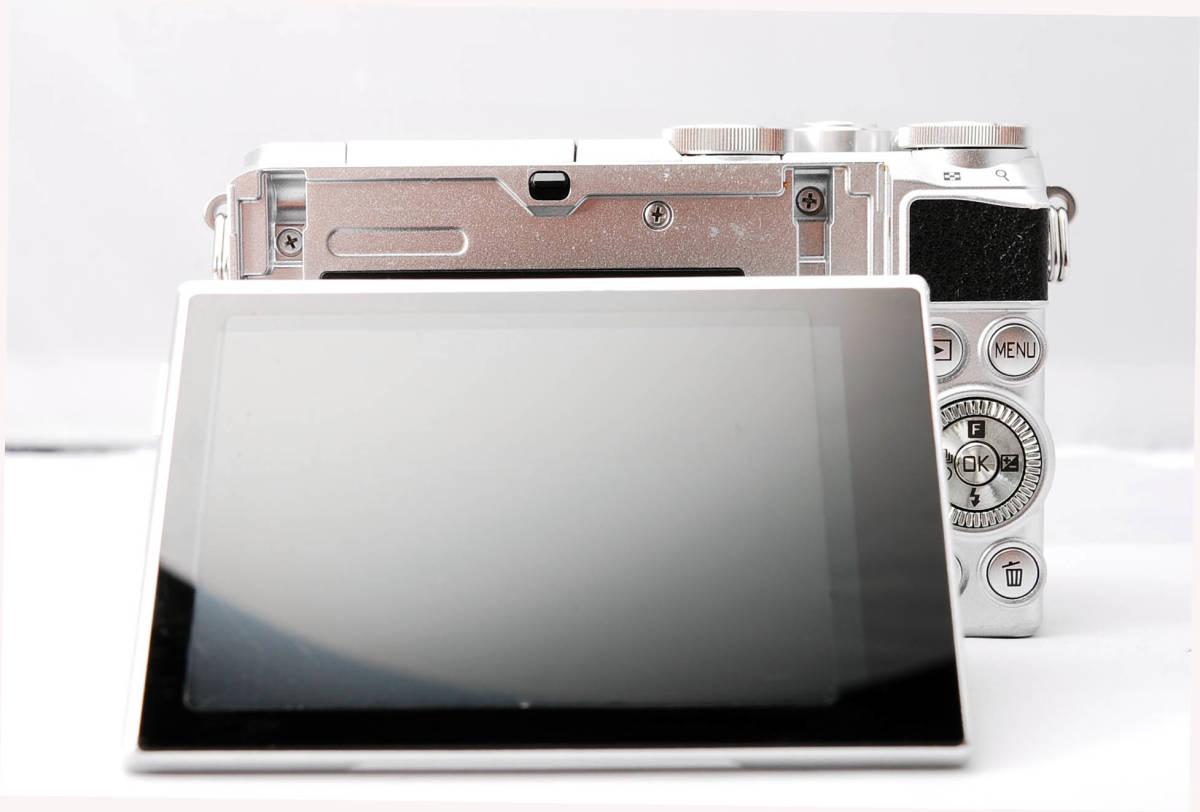 ★インスタにオススメ! ★小型・軽量 ニコン Nikon1 J5 レンズキット ★プラスアルファ(18JL08-012)_画像5