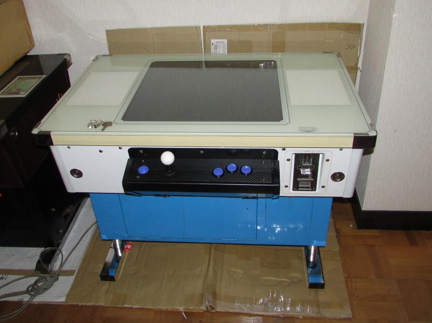 テーブル筐体 EIZO液晶モニター仕様 足新品交換済