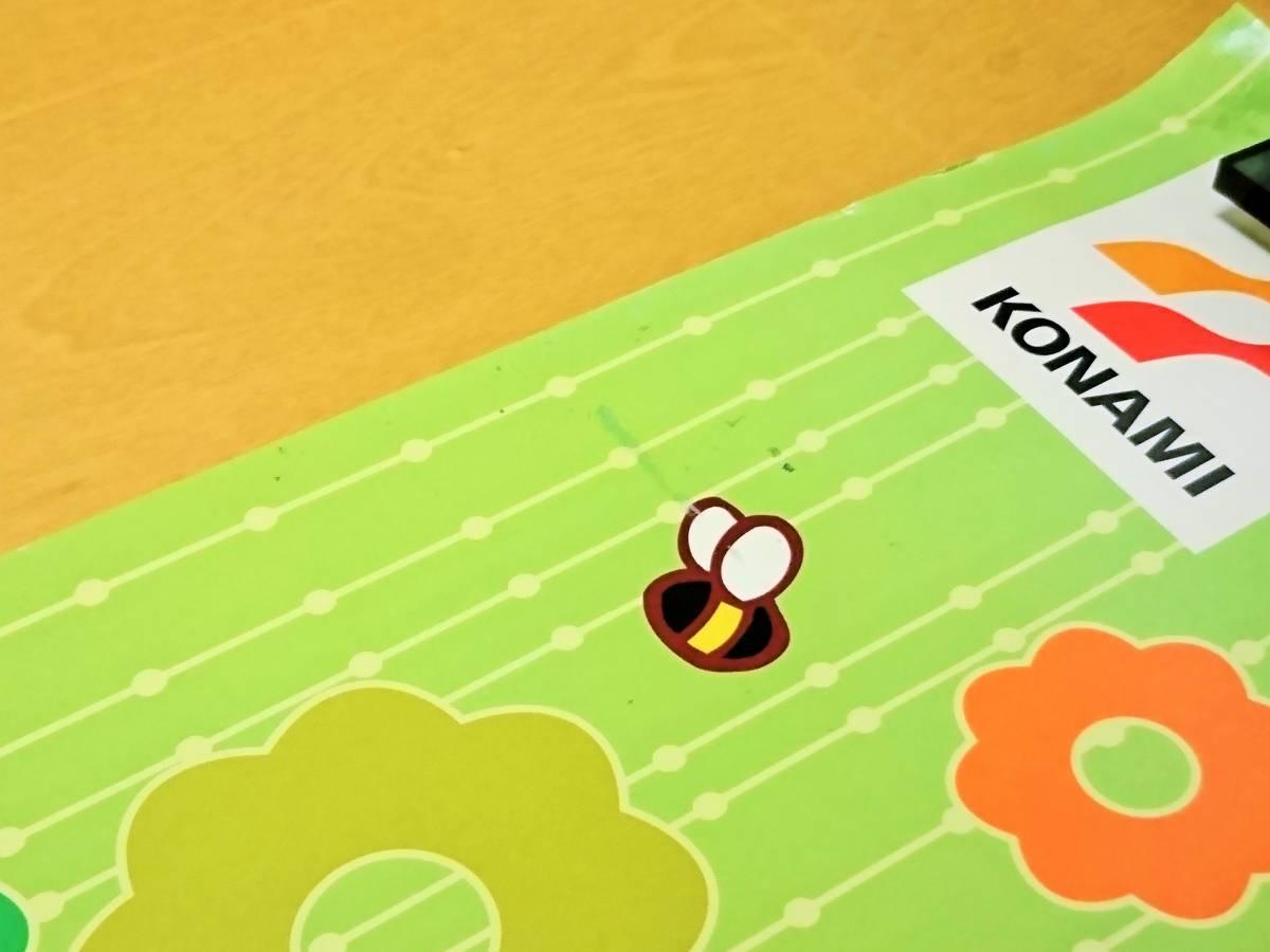 コナミ ポップンミュージック8 はっちゃけ!ポップン大作戦 アーケードポスター_画像4