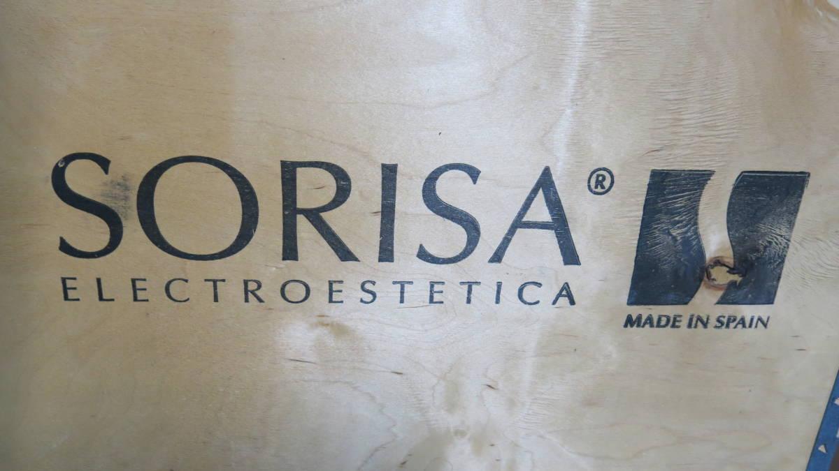 中古 直接引き取り歓迎 SORISA ELECTROESTETICA DERMOSONIC _画像2