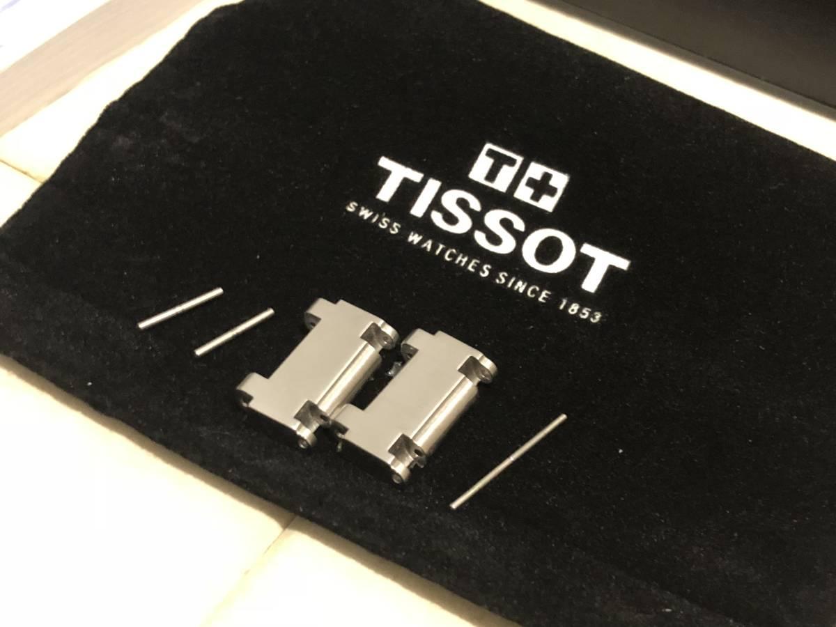 【美品】機械式AUTOMATIC TISSOT T0446142103100クロノグラフ自動巻 45mm_画像2