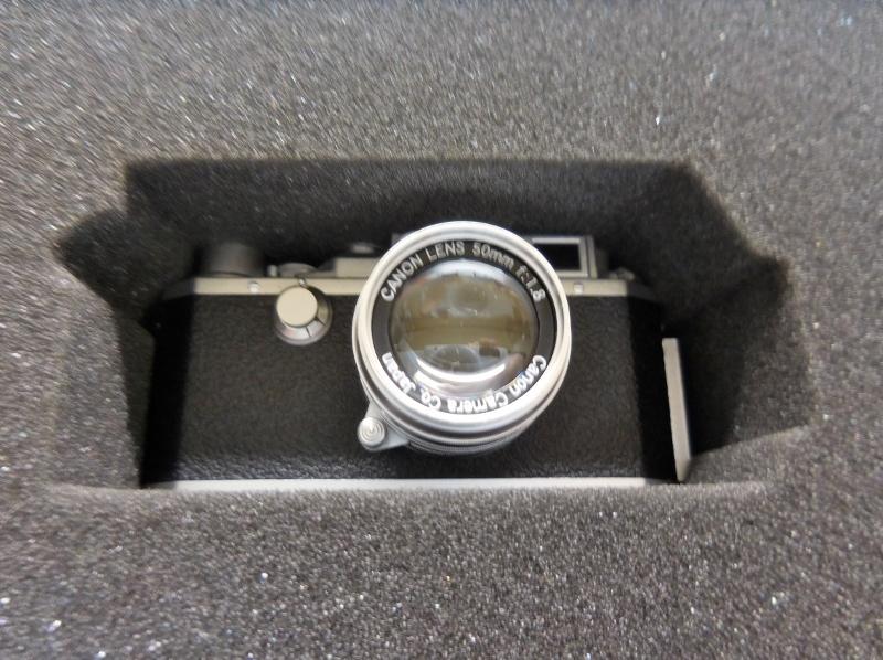 キャノン Canon RANGEFINDER IVSb型 ミニチュアUSBメモリー8G_画像4