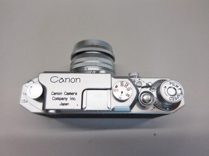 キャノン Canon RANGEFINDER IVSb型 ミニチュアUSBメモリー8G_画像8