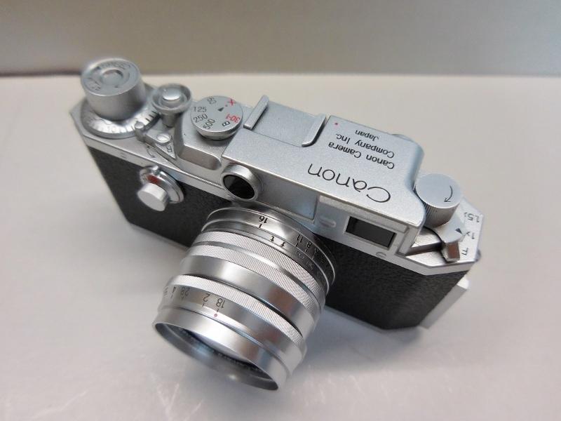 キャノン Canon RANGEFINDER IVSb型 ミニチュアUSBメモリー8G_画像6
