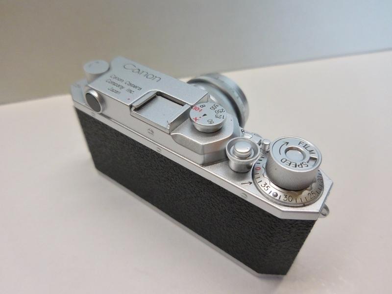 キャノン Canon RANGEFINDER IVSb型 ミニチュアUSBメモリー8G_画像7
