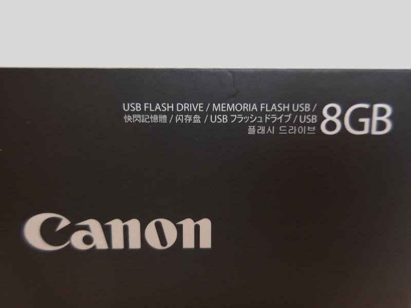 キャノン Canon RANGEFINDER IVSb型 ミニチュアUSBメモリー8G_画像3