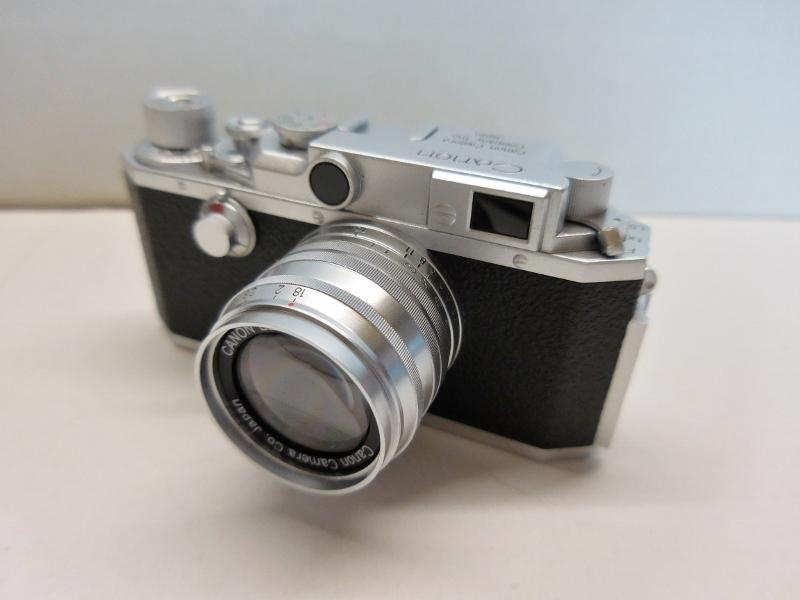 キャノン Canon RANGEFINDER IVSb型 ミニチュアUSBメモリー8G_画像5