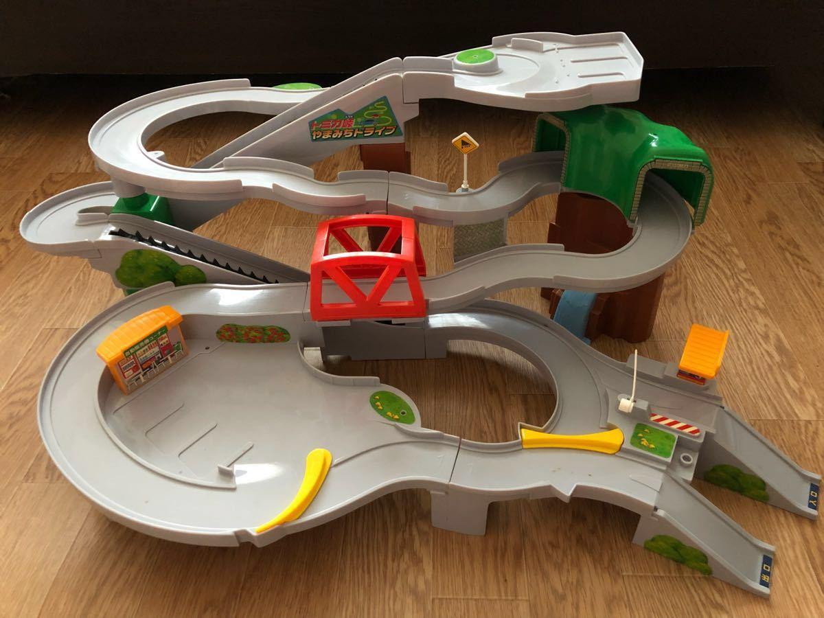 トミカビル、建設現場、自動車工場、やまみちドライブ、マルチスタンド、消防署、ハイパーレスキュー本部_画像5