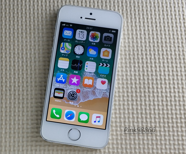 iphone 5 simフリー 64gb 中古の情報