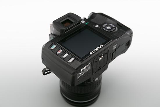 OLYMPUS 一眼レフカメラ レンズ 14-42㎜ 1:3.5-5.6ED レンズセット (E-410) 美品_画像5