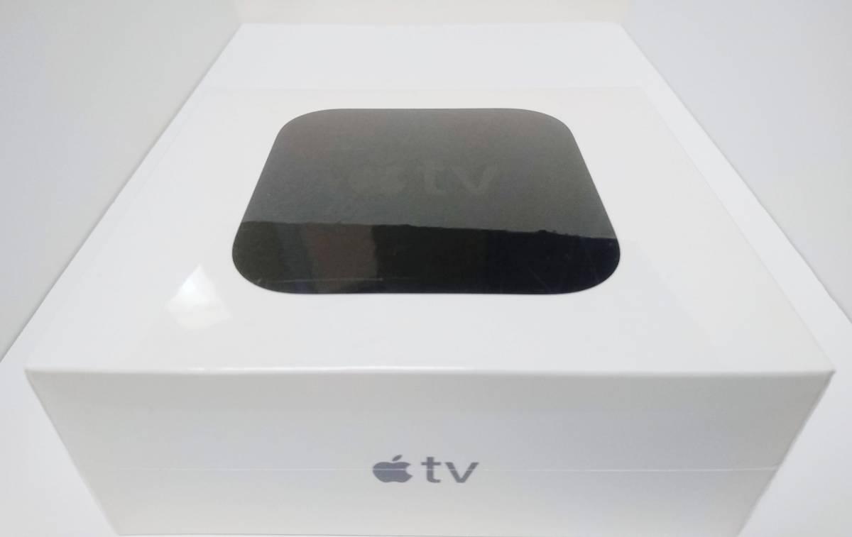 新品 未開封 保護ビニール Apple MR912J/A TV 第4世代 32GB アップル_画像3