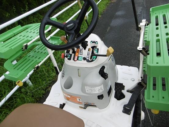田植機 ヤンマーVP1 4条 歩っとハンドル パワステ 油圧ポンプ新品 売り切り_画像5