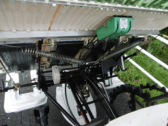 田植機 ヤンマーVP1 4条 歩っとハンドル パワステ 油圧ポンプ新品 売り切り_画像6