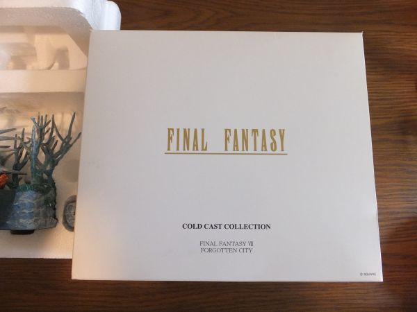 FF7 コールドキャスト 忘れらるる都 クラウド エアリス 名シーン フィギュア FAINALFANTASY7 ファイナルファンタジー7_画像3