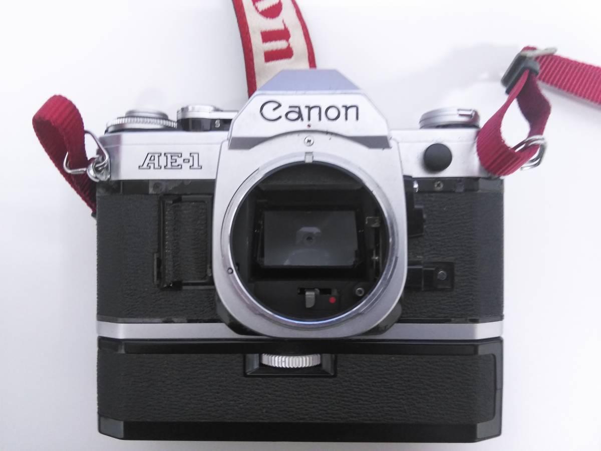 7-15 一眼レフ/レンズ おまとめ5点 Canon F-1 FD 50mm 1:1.4/AE-1/Tokina 400mm 1:1.4_画像6