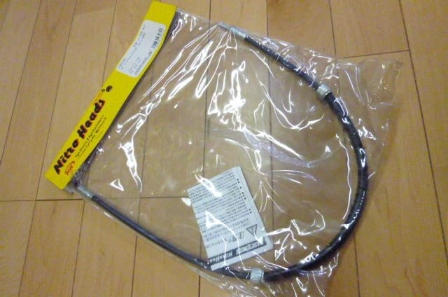 ◆即決有 未使用 DAXメーターケーブル メーターワイヤー ST50ST70_画像1