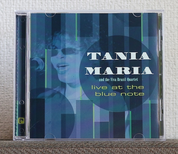 品薄CD/JAZZ/ブラジル/タニア・マリア/ライヴ・アット・ザ・ブルー・ノート/Tania Maria/Live at the Blue Note_画像1