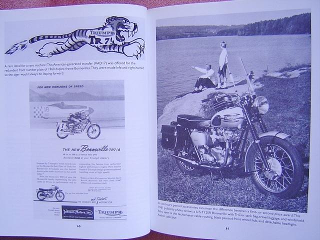 ★ 洋書 トライアンフ ボンネビル&TR6 モーターサイクル レストレーション ガイド TRIUMPH Bonneville&TR6 Motorcycle Restoration Guide_画像7