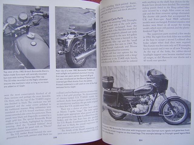 ★ 洋書 トライアンフ ボンネビル&TR6 モーターサイクル レストレーション ガイド TRIUMPH Bonneville&TR6 Motorcycle Restoration Guide_画像9