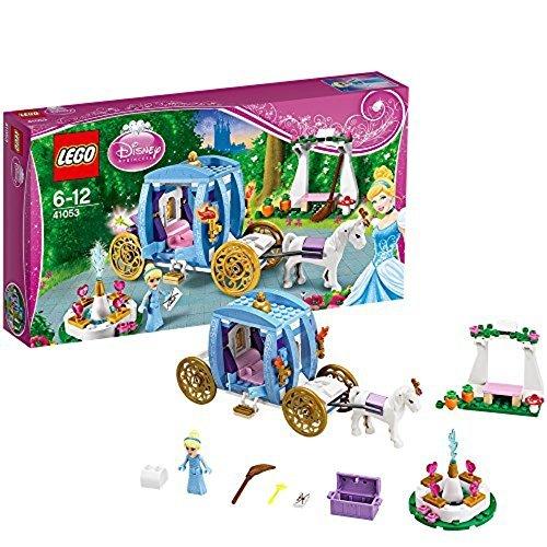 未開封 レゴ (LEGO) ディズニープリンセス シンデレラのまほうの馬車 41053_画像1